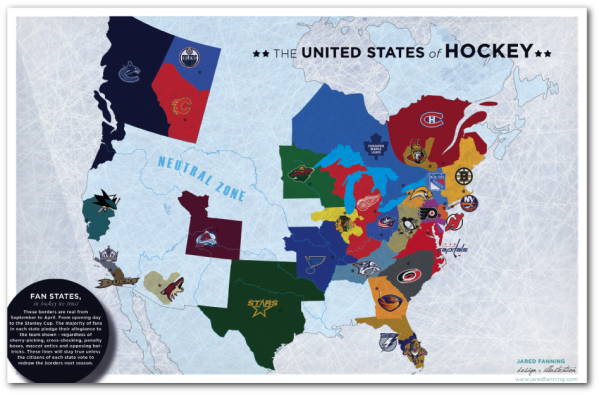 United States of Hockey